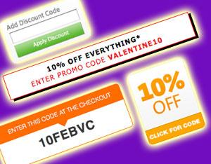 tracking voucher codes