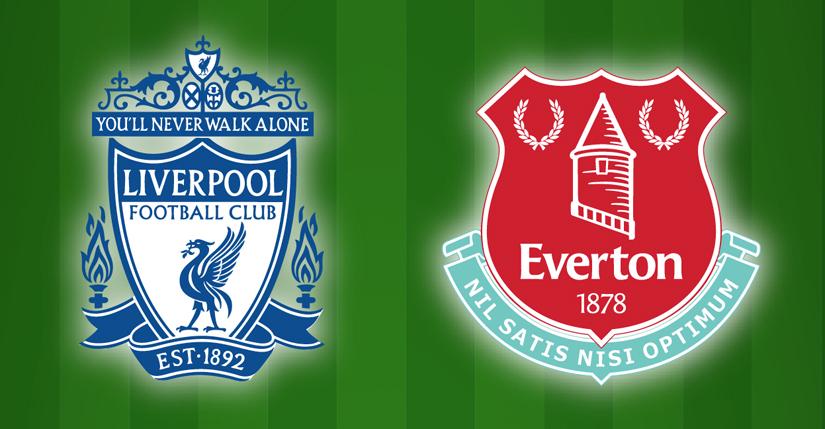 Football Team Logos in Rival Colours