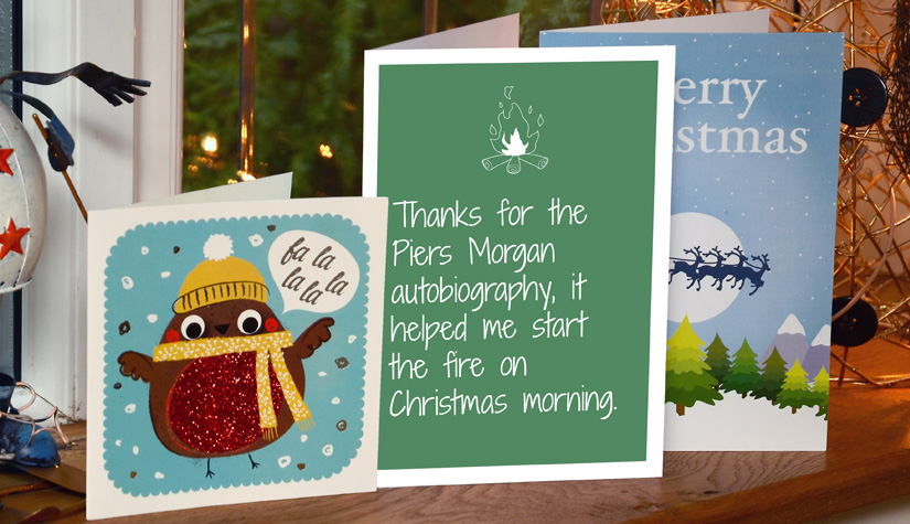Brutally Honest Thank You Cards 1