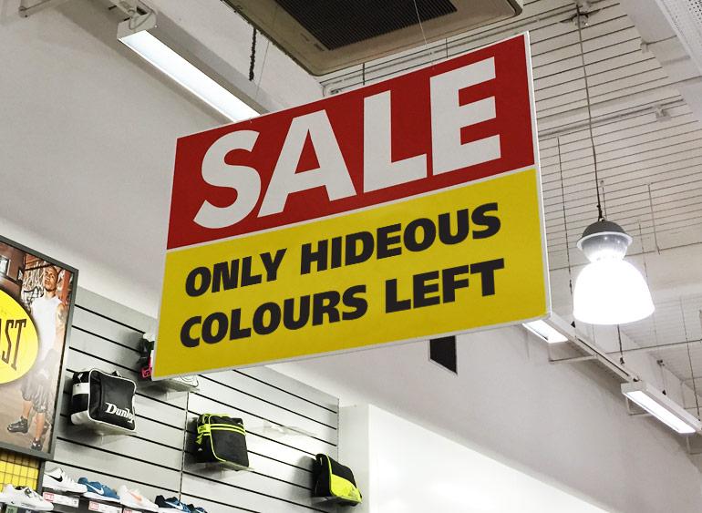 Brutally-Honest-Hanging-sign
