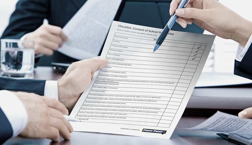 Print-Print-School-Prospectus-Checklist